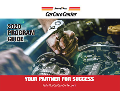 Parts Plus Car Care Center Program Guide