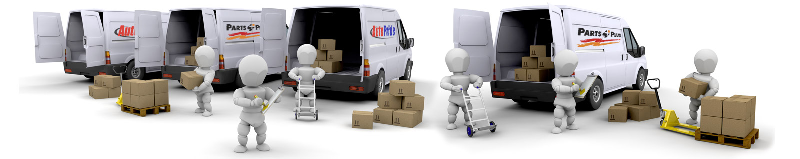 Automotive Aftermarket Delivery Vans