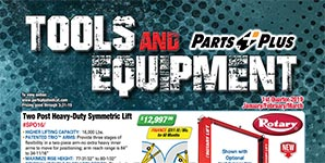 Tools and Equipment / Collision Pro Catalogs - Parts Plus