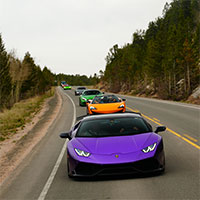 EXOTIC SUPERCAR DRIVING EXPERIENCE