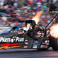 NHRA night qualifiers